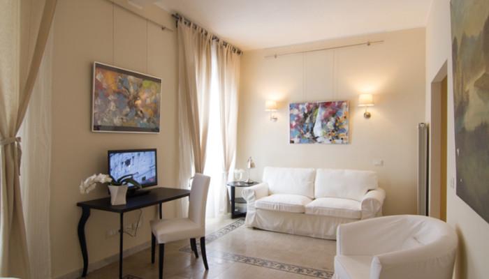 Contemporary suite - Residenza Maritti