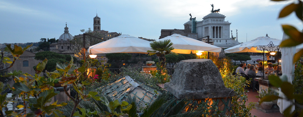 The Terrace Residenza Maritti