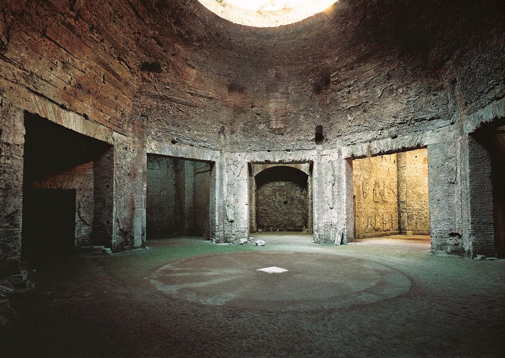 Domus aurea residenza maritti for Domus address